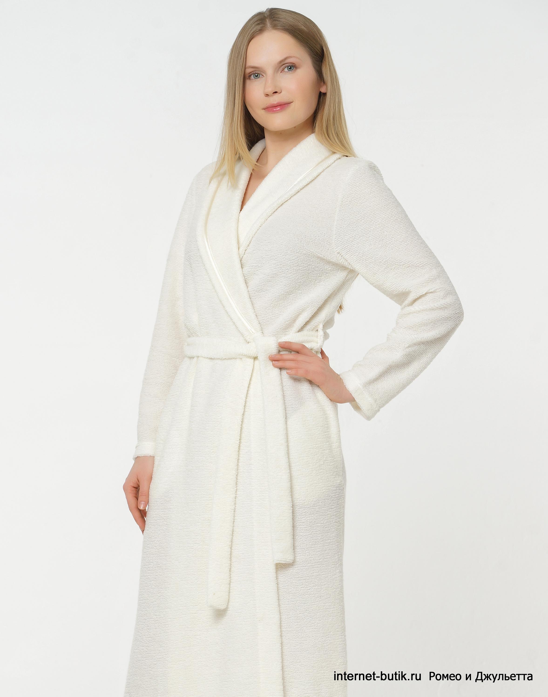 4b75ef08895f Элитный махровый халат с шерстью B&B(Италия)14106 - купить в ...